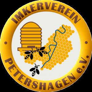 Imkerverein Petershagen Logo