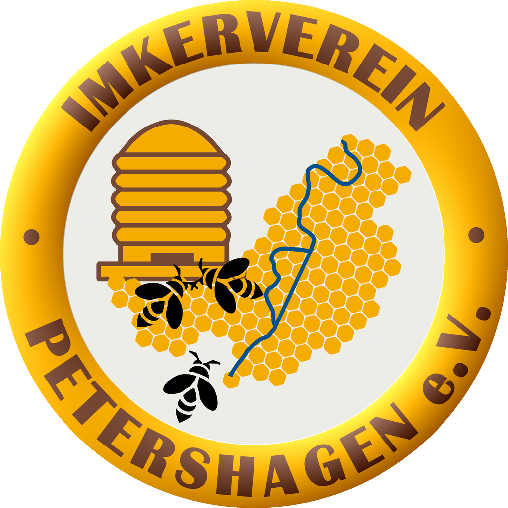 Imkerverein Petershagen Logo